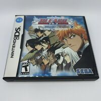 Bleach: The Blade of Fate (Nintendo DS, 2007) Complete CIB Tested & Working