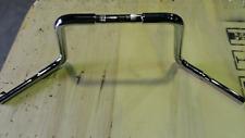 14 inch Chrome Ape Hanger Handlebars 1 1/4 diameter