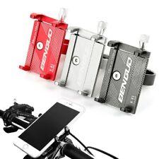Support Telephone Vélo en Alliage Aluminium Moto Vélo Route Balade