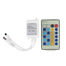 24Keys IR Remote Control Dimmer For Single Color 3528/5050/5630 LED Strip Light