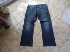 H0892 Jack & Jones Rick Vintage Jeans W34 Dunkelblau ohne Muster