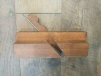 Antique M. Crannell Albany 3/4 Moulding Wood Plane Woodworking Hand Tools