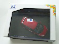 PEUGEOT 807 GAMME NOREV COLLECTION 1/43 NEW