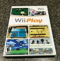 Wii Play - Nintendo Wii - Clean & Tested Working Free Shipping