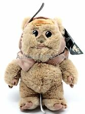 "NEW Disney Parks Exclusive Star Wars Ewok ROMBA Plush 9"" Doll Toy"