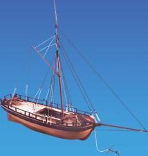 "Brand New, Gorgeous Wooden Model Ship Kit by Caldercraft: ""HM Gunboat William"""