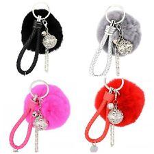 trendfuxx - Fellbommel Anhänger für die Handtasche, Schlüsselanhänger  Glöckchen