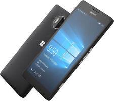 Microsoft Nokia Lumia 950 (RM-1105) AT&T 32GB GSM 4G Smartphone - Nero 20 Mpx