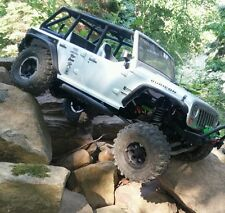Axial Scx10 High Clearance Stainless SteelLink Kit. All WB available see listing