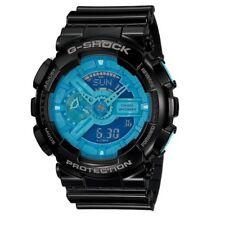CASIO G-Shock GA-110B-1A2 Orologio da Uomo Analogico-Digitale