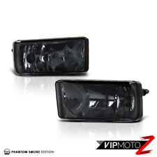 [DIRECT REPLACEMENT] Smoke Fog Light For 07-13 Chevy Silverado/Tahoe/Avalanche