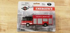 Boley Spartan HO Train Layout Heavy Rescue Emergency 1:87 scale fire truck NIP