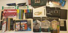 Huge Prismacolor + Other Art Supply Lot