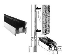 Commercial Entrance Door Astragal Weatherstripping - 96 in long