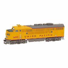 Multi-Coloured HO Scale Model Trains