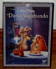 LA BELLE ET LE CLOCHARD CLASSIQUE DISNEY N° 15 EDITION DIAMANT DVD SANS OUVRIR
