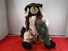 Pm2 Bearington Bears Fraser Fir #1574 2005 14� Plush Bear W/Tree Christmas Nwt🎄