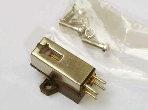 Tonabnehmer DL-85 für Denon DP-300F o.ä. + neue Schrauben für die Befestigung