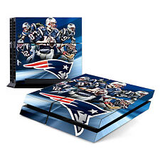 Skin Decal Cover Sticker for Sony PlayStation 4 PS4 - Tom Brady New Patriots