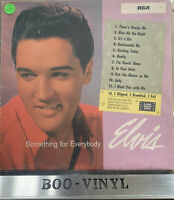 "Elvis Presley Something for Everybody 12"" Vinyl Record Album LSP 2370 German"