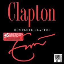 Eric Clapton - Complete Clapton [New Vinyl]