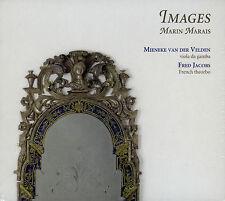 MARIN MARAIS  pièces pour viole de gambe & théorbe M. VAN DER VELDEN - F. JACOBS