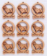 Norfolk Terrier Mini Ornaments Box of 9