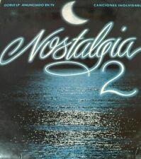 NOSTALGIA 1 Y 2 doble LP Spain mint /mint 4LPS