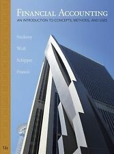FINANCIAL ACCOUNTING : An Introduction to Concepts, Methods, and Uses 13E