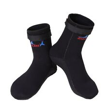 3mm Neoprene socks for diving surfing swimming,lighter than shoes boots