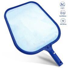 PROFESSIONALE piscina skimmer, Heavy Duty Foglia Skimmer-Maglia fine Net-Robusto FR * Me