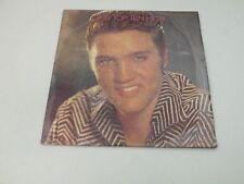 ELVIS PRESLEY - THE TOP TEN HITS - DOUBLE LP 1987 RCA RECORDS EX--/EX- 2 LP