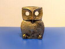 Unique Owl Art Sculpture Original Made in Europe ( Animal )