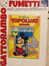 Topolino Estate Suppl.al n.331 Almanacco Di Topolino Magazzino