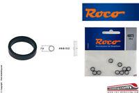ROCO 40073 - H0 1:87 - Set 10 anelli aderenza ricambio gommini ruote da 8,8/10,2