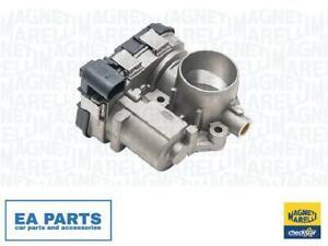 Throttle body for AUDI SEAT SKODA MAGNETI MARELLI 802011975301