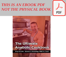 The Ultimate Anabolic Cookbook by Greg Doucette