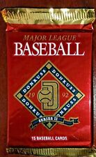 1992 Donruss Series 11 MLB Pack