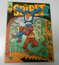 1975 THE SPIRIT by Will Eisner #9 FN+ Warren Magazine
