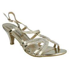 Synthetic Formal Sandals & Flip Flops for Women