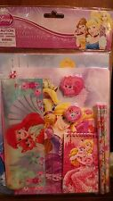 Disney Princess Stationary/School Supplies 11 Pcs Set Girls 7967PR 3+ New 2013