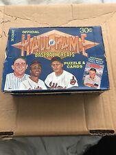 1983 Donruss Hall Of Fame Baseball Greats  Box 36 Packs