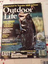 Outdoor Life HUNTING & FISHING MAGAZINE BASS FISHING May 1985