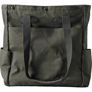 NEW! FILSON MCCURRY TOTE GREEN #70194