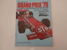 GRAND PRIX '70. A COMPLETE GUIDE TO GRAND PRIX  1970 SEASON.Moss.Fangio.Best!!