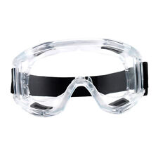 Transparent Safety Eyes Goggles Windproof Shockproof Industrial Protection