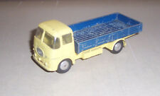 Corgi 456 ERF truck yellow blue 437 Ambulance red & blue pair