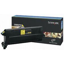 Original Lexmark Cartouche d'encre C9202YH neuf jaune pour C920 B nouveau