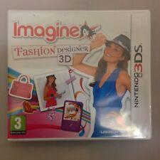 Imagine Fashion Designer Nintendo 3DS New Factory Nintendo Sealed