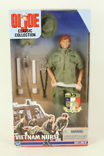 GI JOE Classic Collection Vietnam Nurse 12 Inch 1999